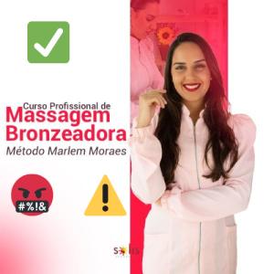 Curso de Massagem Bronzeadora