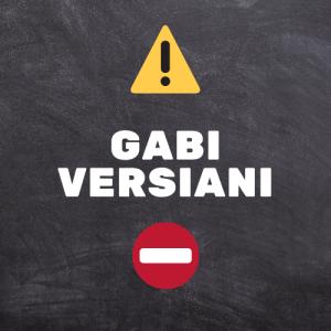 Gabi Versiani