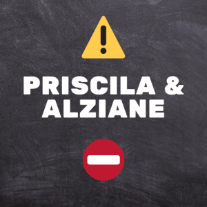Priscila e Alziane
