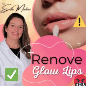 Renove Glow Lips Erika Martini